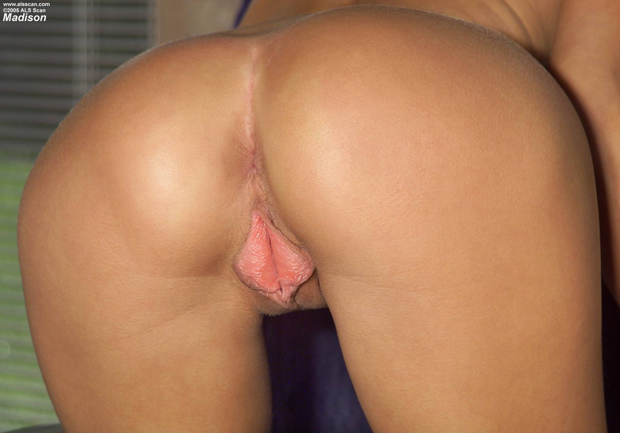 puffy young vulva